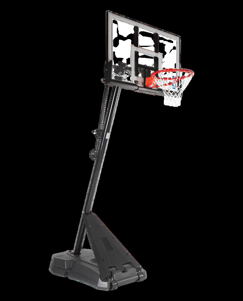 88983142 Баскетбольная стойка Spalding Angled Pole 54