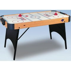 "Игровой стол - Air-Hockey ""Blue Ice"" brown"