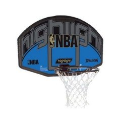 "Баскетбольный щит Spalding NBA Highlight 44"" Fan Comp. Combo 80430CN"
