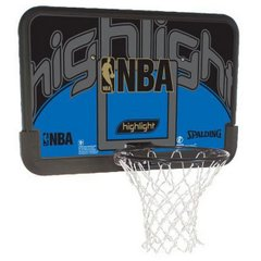 "Баскетбольные щиты Spalding NBA Highlight 44"" Composite 80453CN"