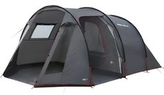 Палатка High Peak Ancona 5 (Dark Grey/Red)