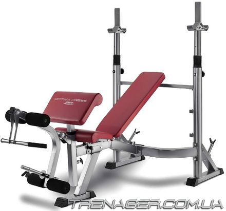 Скамья для жима BH Fitness Optima Press (G330)